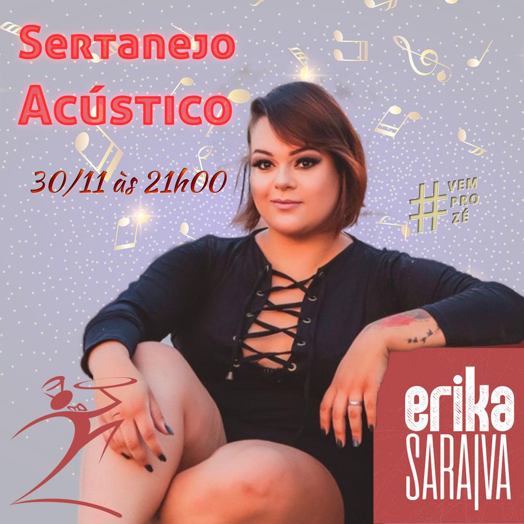Dia 23 Erika Saraiva