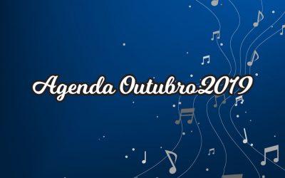 Agenda Outubro 2019